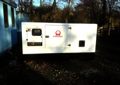 Pramac Super Silent Stand by Generator