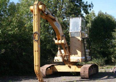Liebherr 932 EW Materials Handler
